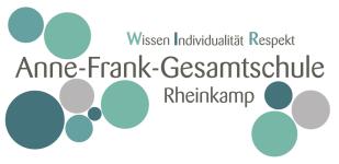 Logo von Anne-Frank-Gesamtschule Rheinkamp